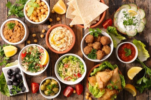 helsinki libanonilainen ravintola