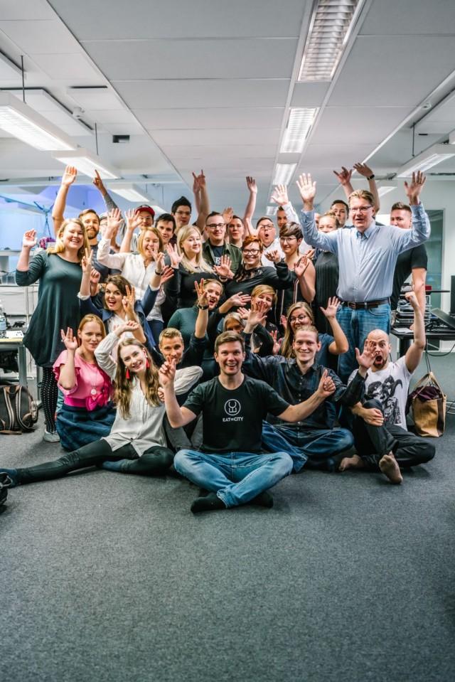 City Digital Oy ja sisaryhtiö City Dev Labs porukassa on kiva rakentaa digitaalisia palveluita ja rohkeasti juttuja, joita me kaikki käytämme tulevaisuudessa
