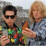 Huippumallit Derek Zoolander ja Hansel McDonald ovat ahkeria sosiaalisen median käyttäjiä Zoolander 2 -elokuvassa.