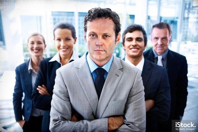 Unfinished Business -elokuvan Getty Images -valokuville pohjautuneet mainoskuvat herättivät hilpeyttä sarkasmin ja harmauden yhdistelmän takia. Käytä mielikuvitustasi, kun haluat erottautua.