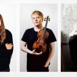 Paperi T, Pekka Kuusisto ja Samuli Kosminen konsertoivat uudenvuoden aattona Savoy-teatterissa