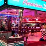 Rovaniemelle avattiin Classic American Diner