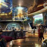 Disney rakentaa interaktiivisen Star Wars -lomakeskuksen – maksaisitko galaksin kansalaisuudesta tonnin per yö?
