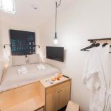 Jyväskylään avataan hostelli, jonka pienimmät huoneet ovat alle 6 neliömetrin kokoisia