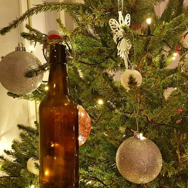 Oluenystävän joulukoristeet
