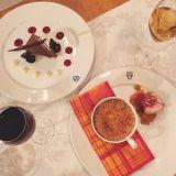 Talon leipurin suklaaleivos ja crème brûlée