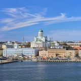 Helsingissä rekisteröitiin viime vuonna yli neljä miljoonaa yöpymistä