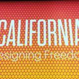 Kalifornian myönteistä ilmapiiriä kaivataan Suomeen. Designmuseon California: Designing Freedom -näyttely kertoo kalifornian rikkaasta historiasta merkittävien innovaatioiden tekijänä.