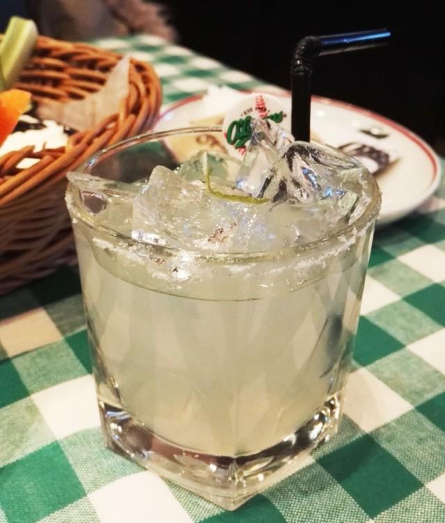 Signature Margarita – O'Learysin cocktail-listalta löytyy hyviä juomasekoituksia