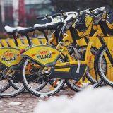 Pian viiletetään taas kaupunkipyörillä – Kausi pitenee Helsingissä