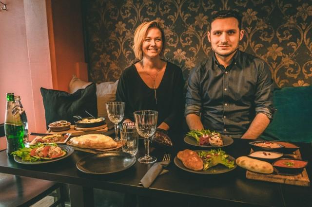 Sini Salmisen ja Nika Nikuradzen ravintola Rionissa kaikki ruoka tehdään käsityönä georgialaisia perinteitä kunnioittaen.