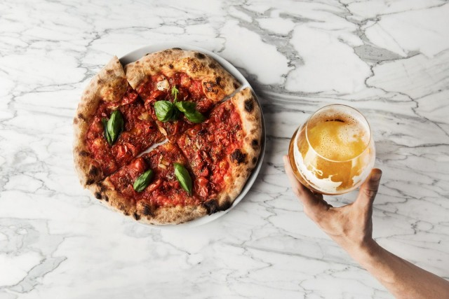 Pizzeria Lucan pizzataikinoita kohotetaan vähintään kolme vuorokautta.