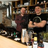 Ullanlinnan uusi korttelikapakka B.B. Badger & Co haluaa olla bileiden keittiö