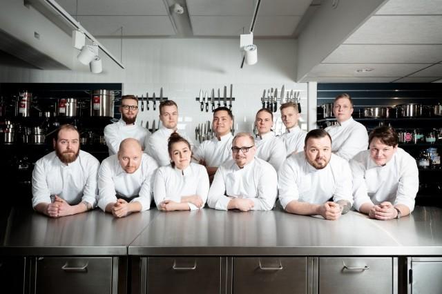 60 hakijan joukosta Vuoden kokki semifinaaliin valittiin 12 kokkia.