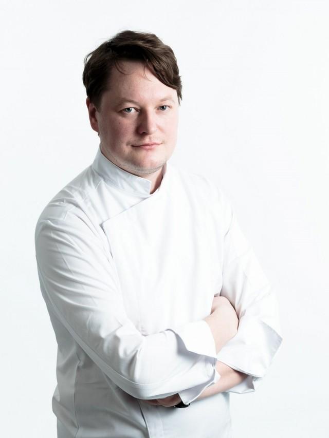 Kalle Tanner on Vuoden kokki 2018.
