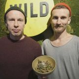 Ravintola Wildin hyönteisillallisella maistellaan toukkia, jauhomatoja, muurahaisia ja sirkkoja