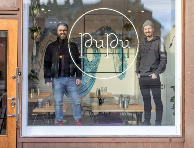 Simo Hurme ja Petri Hotti aikovat avata vuoden kuluessa kuusi uutta ravintolaa.