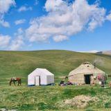 Song-Kul, Kyrgyzstan. Kuva: Oziel Gómez