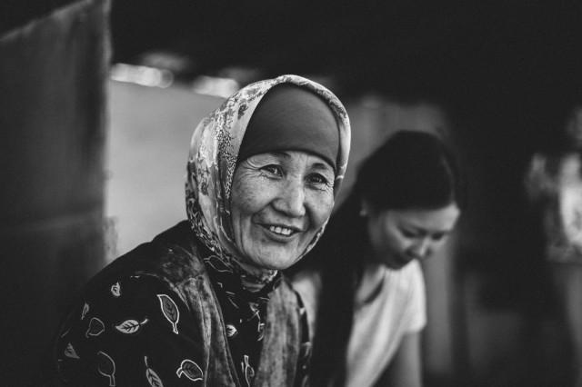 Tadžikeja asuu Tadžikistanin lisäksi myös Tadžikistanin naapurimaissa. Ta Kuva: Frans Hulet