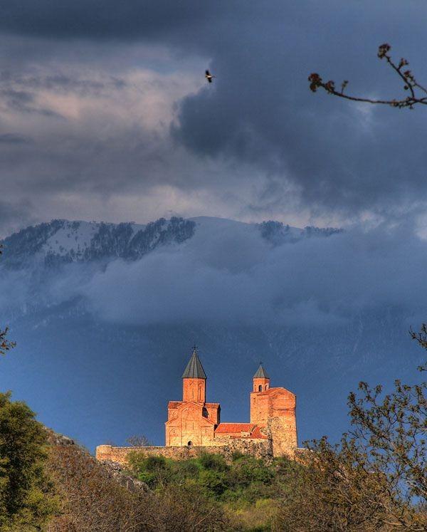 Kakheti - Georgia. Kuva: Wikipedia.