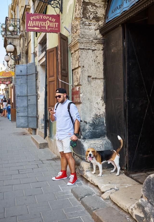 Ukraina, Lviv - Kuva: Alina Belogolova