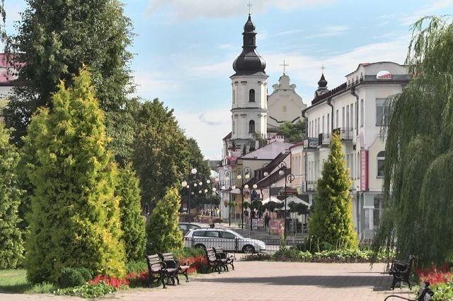 Pinsk, Valko-Venäjä. Kuva: Wikipedia.