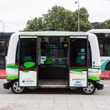 Scifin maalailema tulevaisuus on melkein täällä – 2020 itseohjautuvia linja-autoja testataan Helsingin liikenteessä