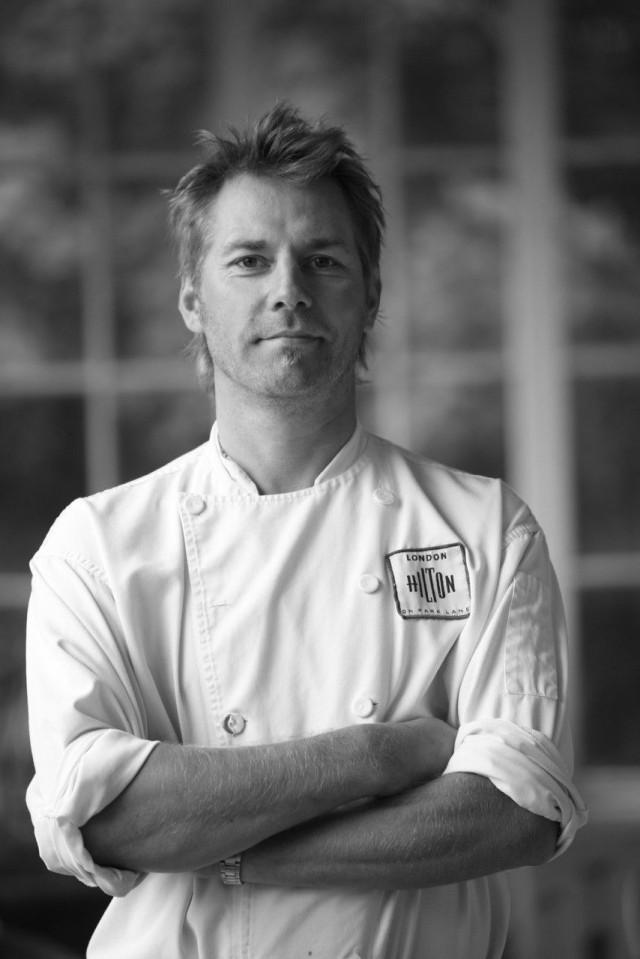 Hampton Bayn keittiöstä vastaa Harri Syrjänen.