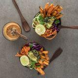 Vegaaniherkkuja viikonlopuksi: Musaa & Maistelua goes vegan