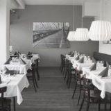 Franklyn tyylikäs ravintolasali (Franklyn omista kuvista).