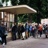 Lippakiska Jänö sai anniskeluoikeudet – Vegaaninen terassi aukeaa ensi viikolla