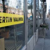 Pertin valinta -sekotavarakauppa avasi ovensa Helsingin Vallilaan