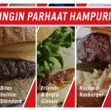 Helsingin parhaat hampurilaiset