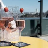 Más Rooftop Bar nousee Helsingin korkeimpien kattoterassien joukkoon