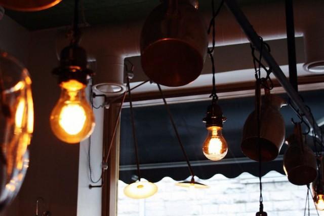 Tunnelmalliset valot ja hauskat yksityiskohdat