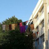 Pyykkejä kuivamassa Turkmenistanissa