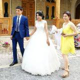 Hääpari Bukharassa