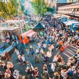 Teurastamolla grillataan viikonloppuna – Herkkumarkkinoilla ruokaa, musaa ja Suomen pisin grillimakkara