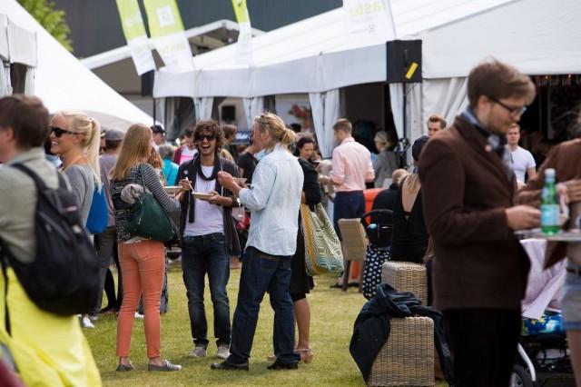 Taste of Helsinki kokoaa hyvän ruoan ystävät tänä vuonna Töölönlahden puistoon.