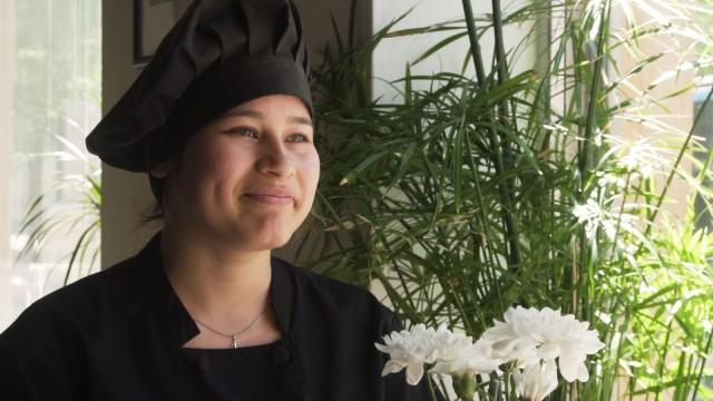 Coco Grillin Josneldy Vegas taitaa venezuelalaisen keittiön.