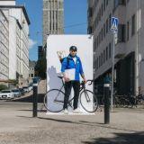 Taidetta ja muotoilua kotiinkuljetuksella – Wolt mukana Helsinki Design Weekissä