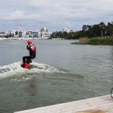 Laguuni – monipuolinen vesiurheilukeskus Espoon Keilaniemessä