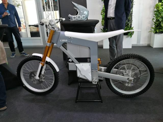 Cake sähkömoottoripyörä