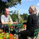 Pop up -konkari avasi rennon kesäravintolan Mustikkamaan vanhaan telakkarakennukseen