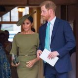 Meghan Markle et le prince Harry ont l'air d'une tante et d'un oncle cool