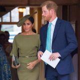 Meghan Markle et le prince Harry ont l'air d'une tante et d'un oncle cool