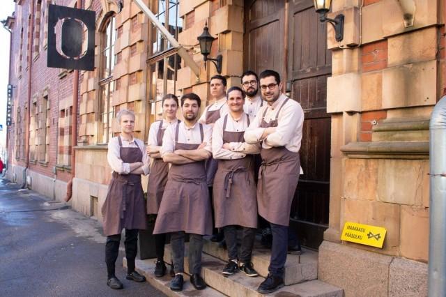 Ravintola Nollan tiimin tavoitteena on muuttaa koko ravintola-alaa kestävämpään suuntaan.