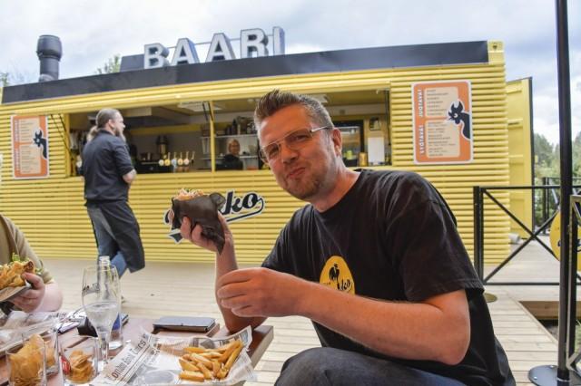 Toimitusjohtaja Rami Aarikka sai idean panimoravintolasta alkukesästä. Kuuden viikon kuluttua ravintola oli jo toiminnassa.