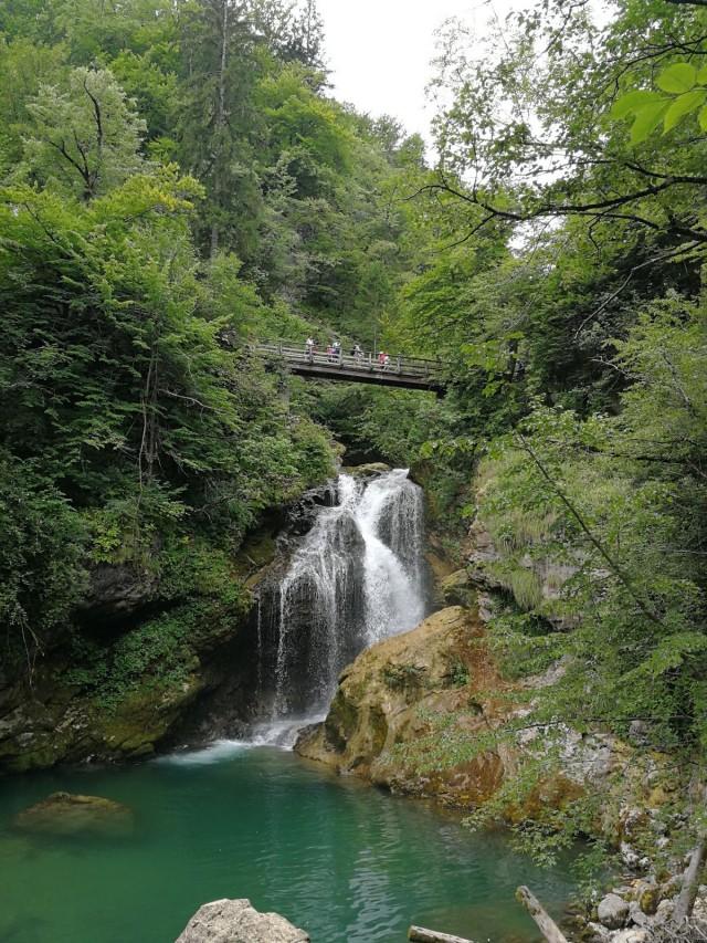 Vintgarin rotko, Bled, Slovenia