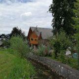 Sloveinan Bledissä on vehreää ja välillä hauskaa arkkitehtuuria.
